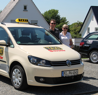 Taxi Schrader - Familie Spiering - Taxi Minden Taxi Porta Westfalica