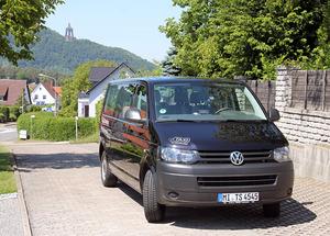 VW T5 Großraumtaxi